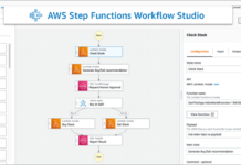 Aws Step Functions Workflow Studio