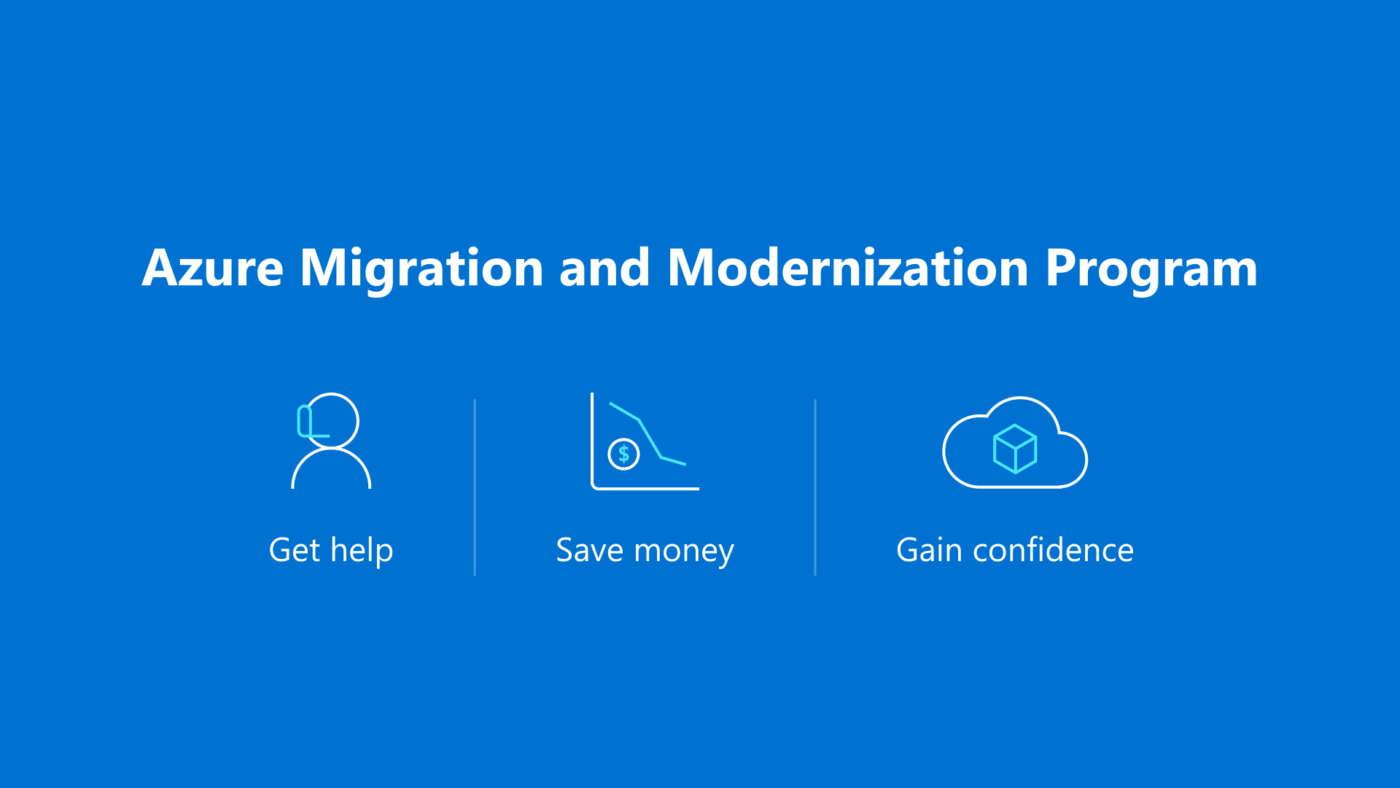 azure migration program