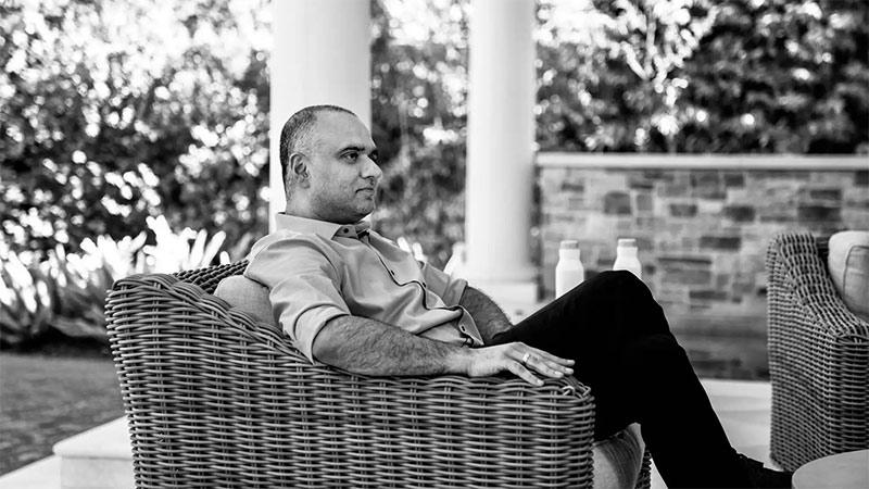 Dheeraj Pandey co-fondatore di DevRev