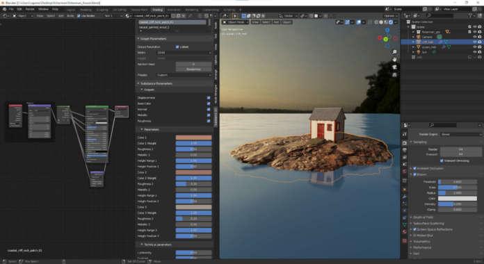 Adobe Blender