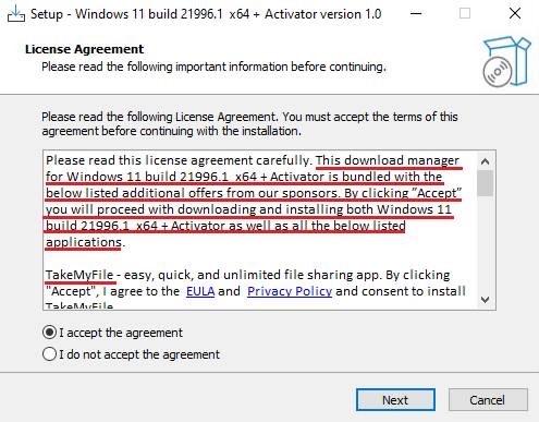 Windows 11 malware Kaspersky