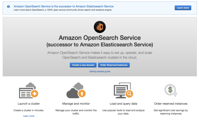 Amazon OpenSearch