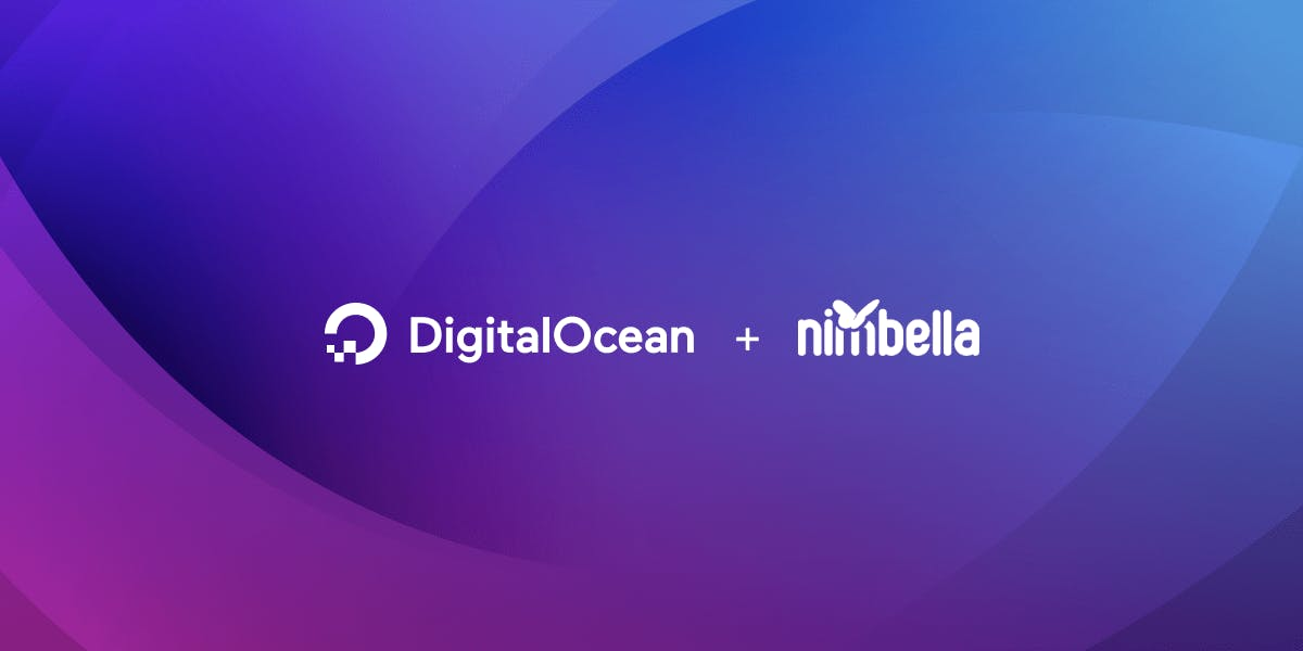 Serverless computing DigitalOcean Nimbella