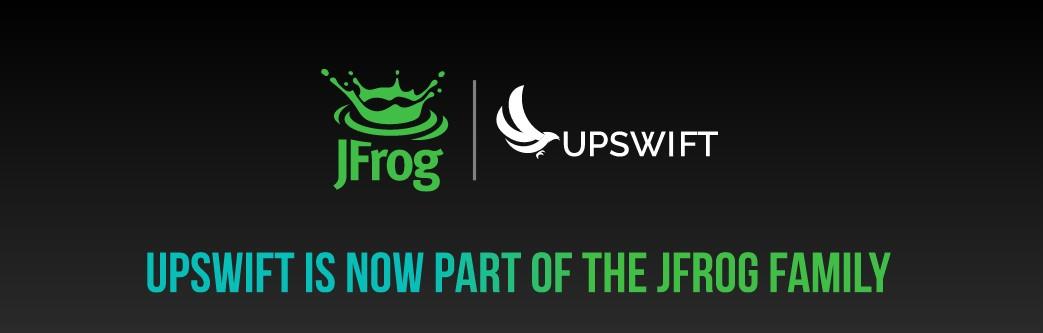 DevOps JFrog Upswift