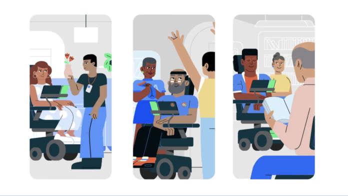 android disabilità