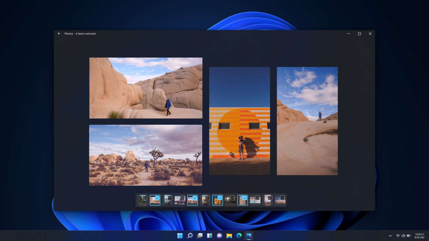 Windows 11 Foto