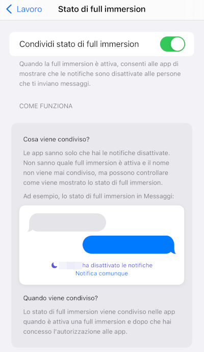 iOS 15 Full immersion