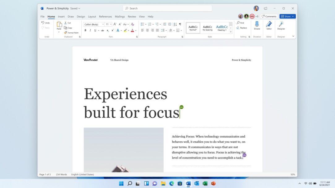 Microsoft 365 Office
