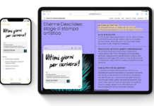 note rapide iPadOS 15 iPad